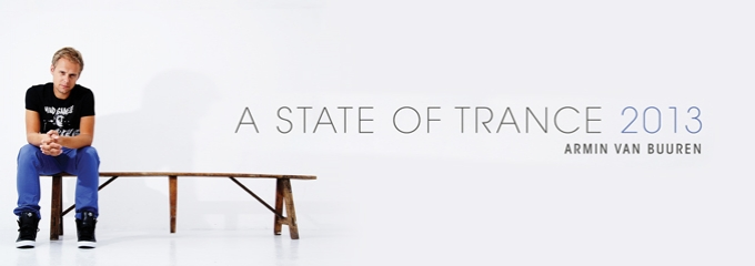 A State of Trance 2013 weekend on Spotify!