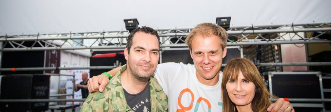 Armin van Buuren extends contract with Radio 538