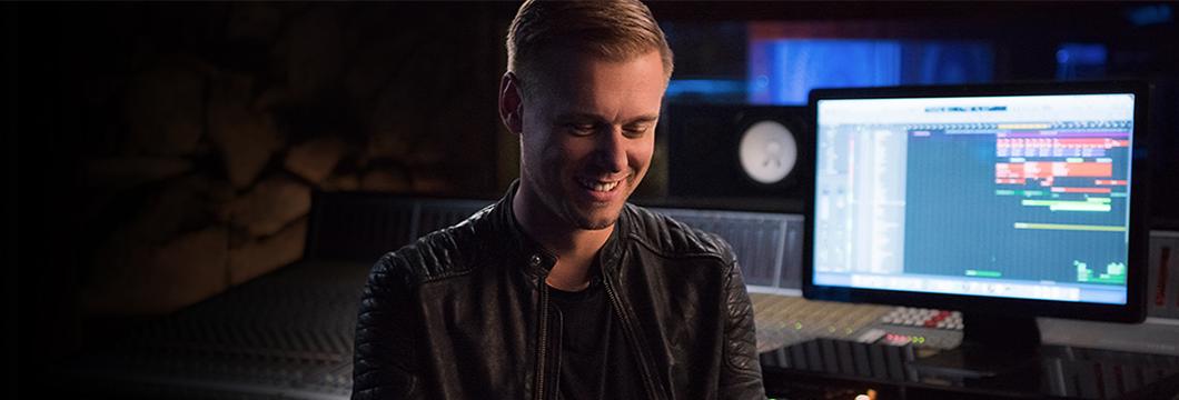 MasterClass Announces Armin van Buuren to Teach Dance Music