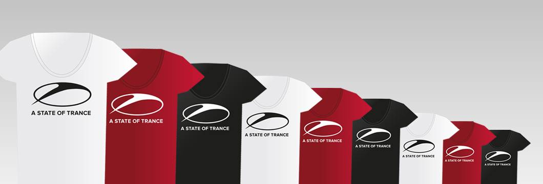 Prepare for ASOT650: get your ASOT shirt!