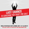 Last chance to subscribe to Armin Only pre-sale!