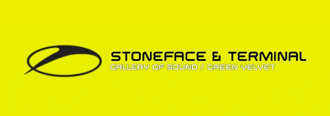 Out now on ASOT: Stoneface & Terminal – Gallery Of Sound / Green Velvet