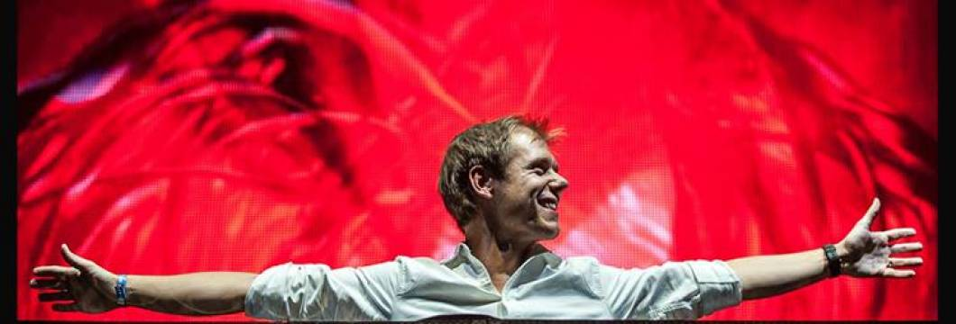 Armin van Buuren nominated for Grammy!