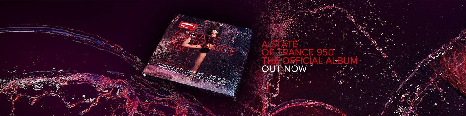 Out Now: A State Of Trance 950 (The Official Album)