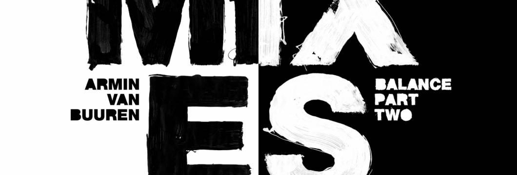 Out Now On ARMIND: Armin van Buuren – Balance (Remixes, Pt. 2)