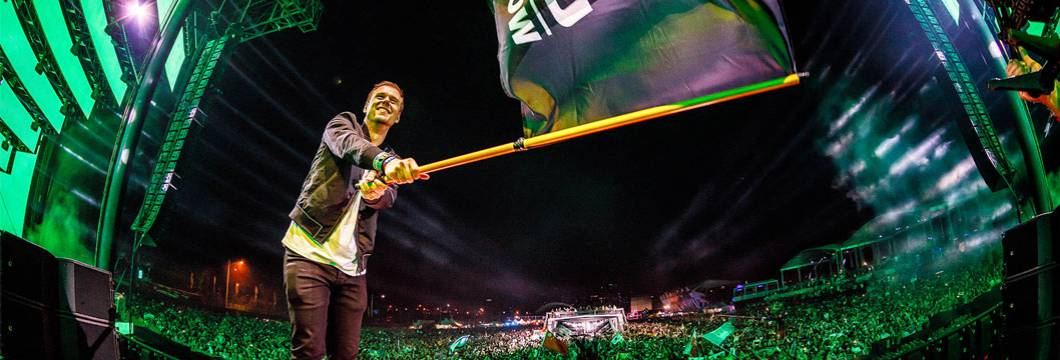 Relive Ultra with Armin van Buuren's mainstage + ASOT set on YouTube!