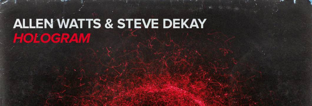 Out Now On WHO'S AFRAID OF 138?!: Allen Watts & Steve Dekay – Hologram