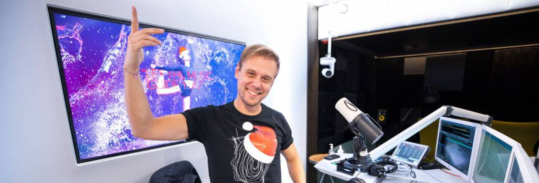 Armin van Buuren unveils the A State Of Trance 'Tune Of The Year' of 2020!