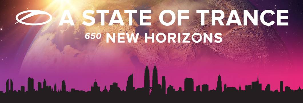 A State of Trance 650 – New Horizons (5CD) out now!