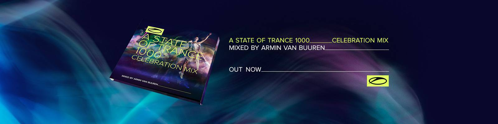 The 'A State Of Trance 1000 – Celebration Mix (Mixed by Armin van Buuren)' is out now!