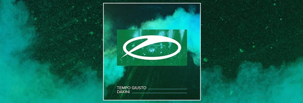 OUT NOW on ASOT: Tempo Giusto – Dakini
