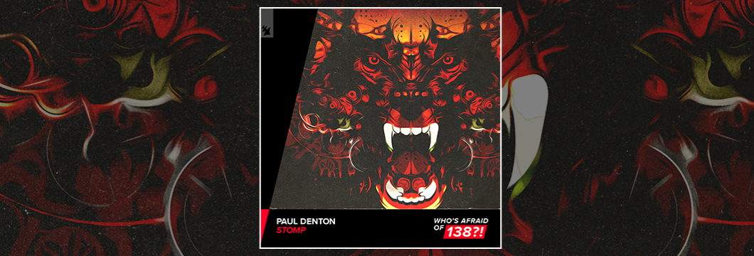 Out Now On WAO138?!: Paul Denton – Stomp