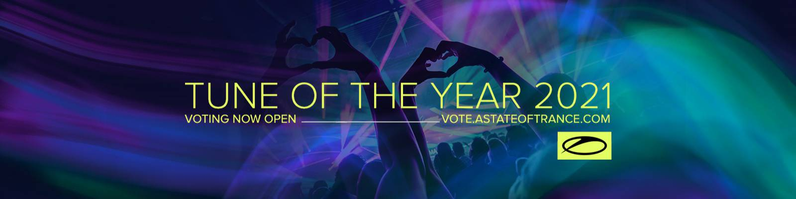Vote for your ASOT Tune Of The Year 2021 and win!