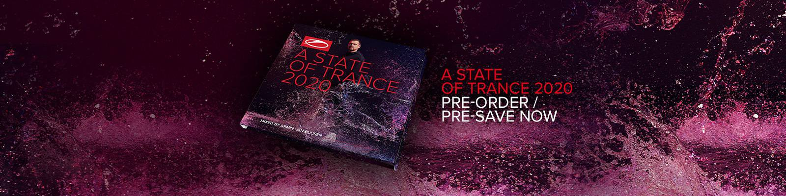 A State Of Trance 2020 (Mixed by Armin van Buuren) is now available for pre-order/pre-save!