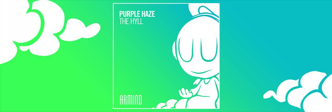 OUT NOW on ARMIND: Purple Haze – The Hyll