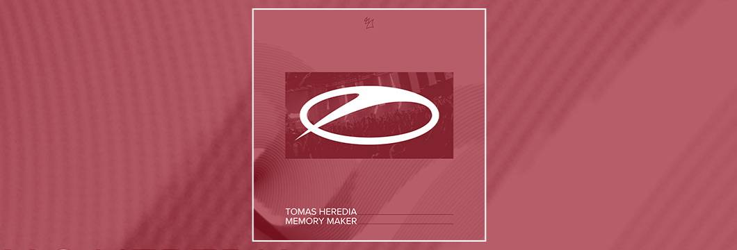 OUT NOW on ASOT: Tomas Heredia – Memory Maker