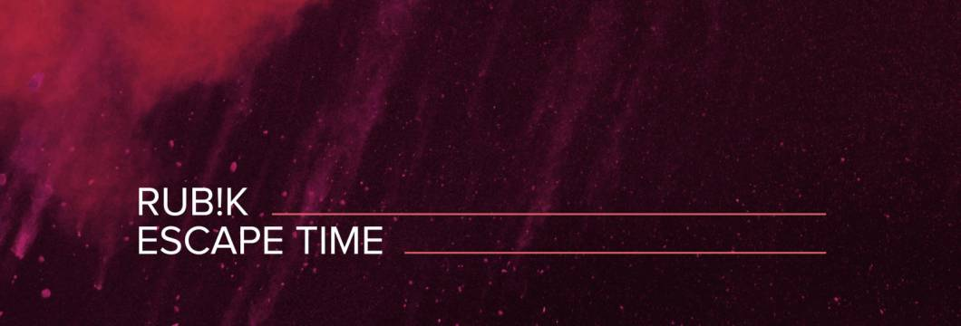 OUT NOW on A STATE OF TRANCE: Rub!k – Escape Time
