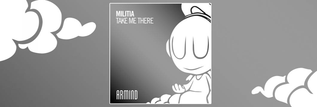OUT NOW on ARMIND: Militia – Take Me There
