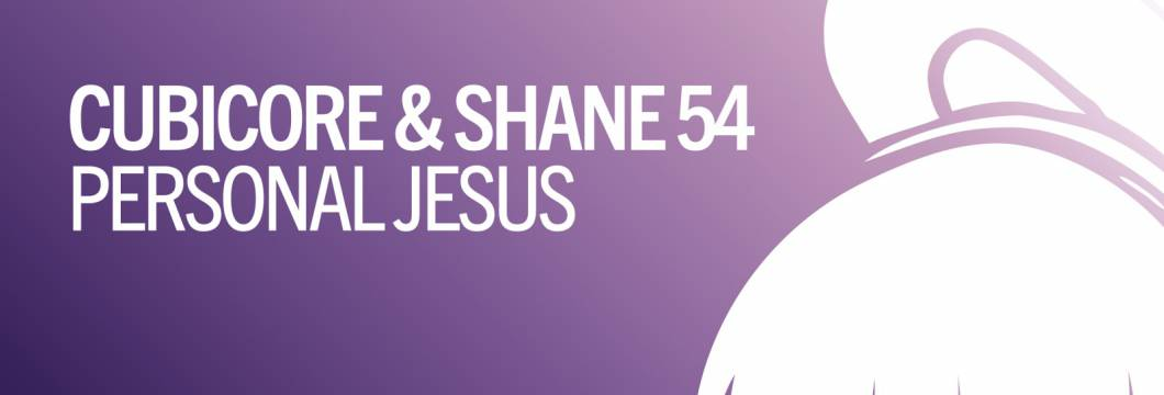 Out Now On ARMIND: Cubicore & Shane 54 – Personal Jesus