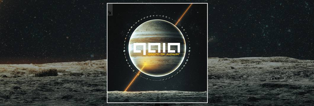 "Armin van Buuren & Benno de Goeij release long-awaited GAIA album ""Moons Of Jupiter"""
