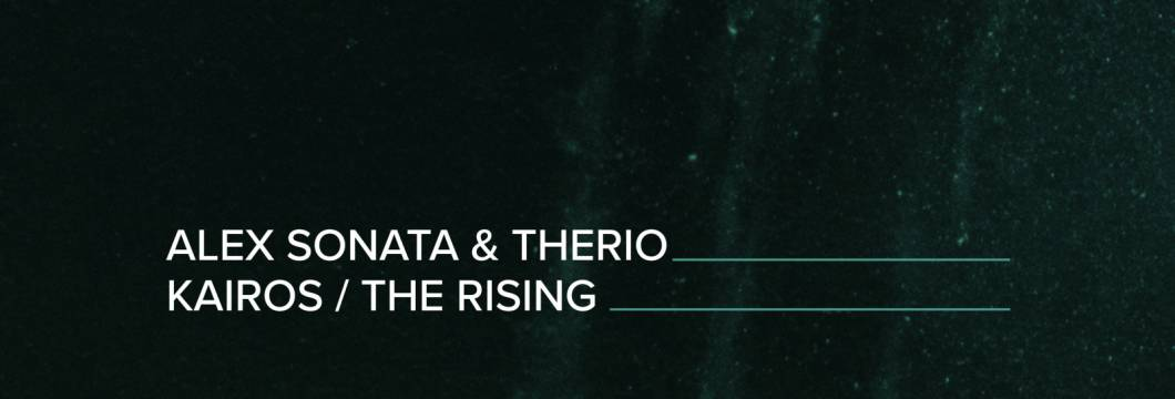 Out Now On A STATE OF TRANCE: Alex Sonata & TheRio – Kairos/The Rising