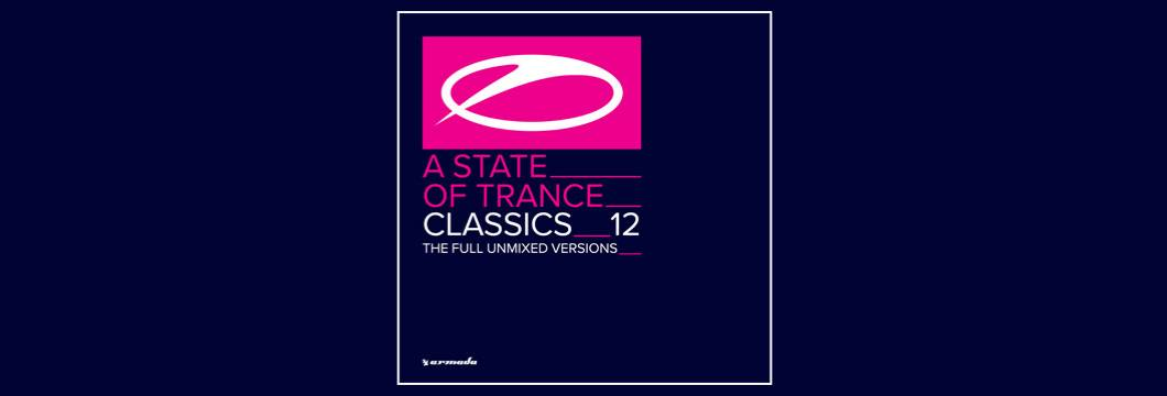 You can now pre-order the A State Of Trance Classics, Volume 12 album!