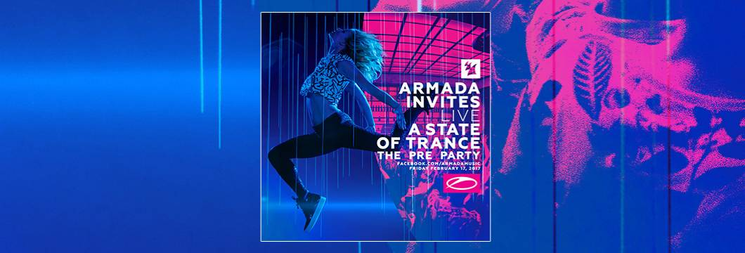 'Armada Invites' drafts in A State of Trance artists for epic, open-deck pre-party