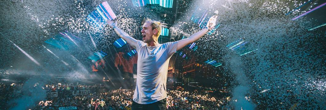 Enjoy the moment once more: Armin van Buuren @ ASOT STAGE, Ultra Music Festival Miami 2017