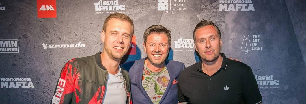 Armin van Buuren and Armada Music win big at International Dance Music Awards 2018