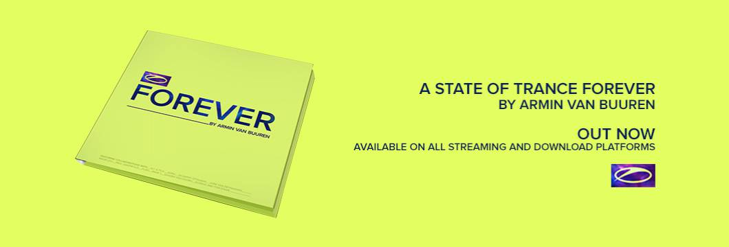 The 'A State Of Trance FOREVER' album is OUT NOW!