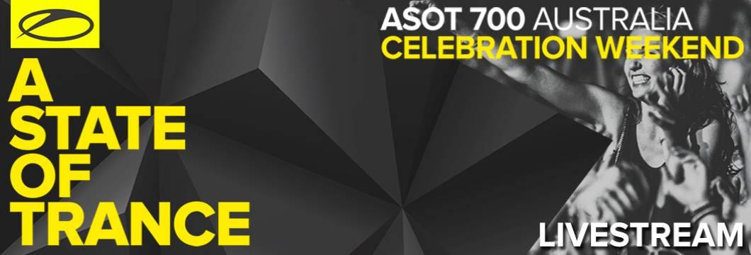 ASOT Celebration LIVE From Sydney Day 2! (Feb. 7)
