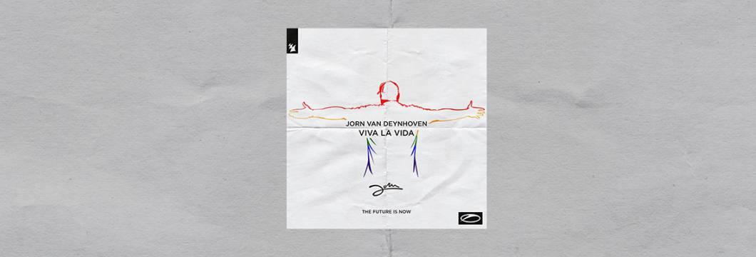 Out Now On A STATE OF TRANCE: Jorn van Deynhoven – Viva La Vida