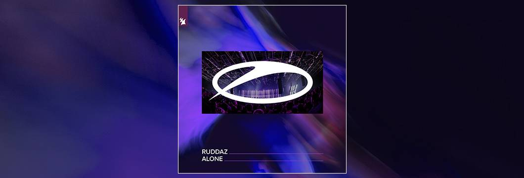 Out Now On A STATE OF TRANCE: Ruddaz – Alone