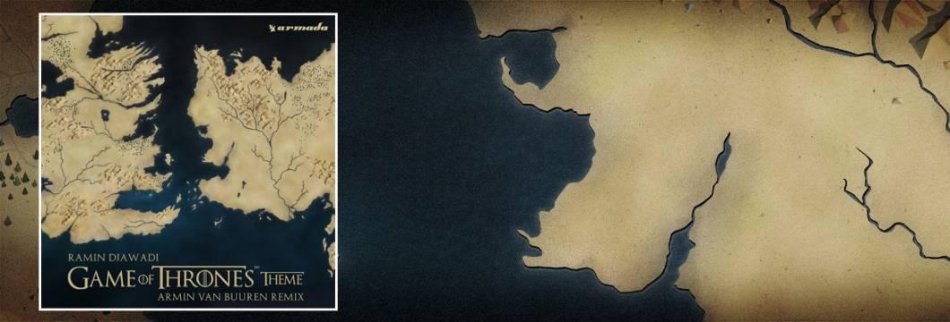 OUT NOW on Armind: Ramin Djawadi – 'Game Of Thrones Theme' (Armin van Buuren Remix)